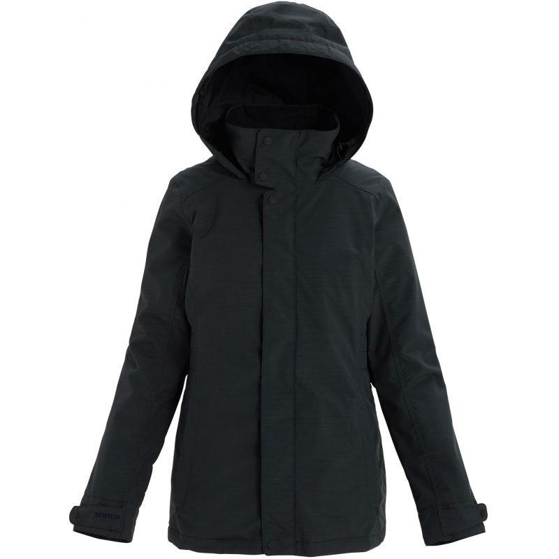 Černá dámská snowboardová bunda Burton - velikost M