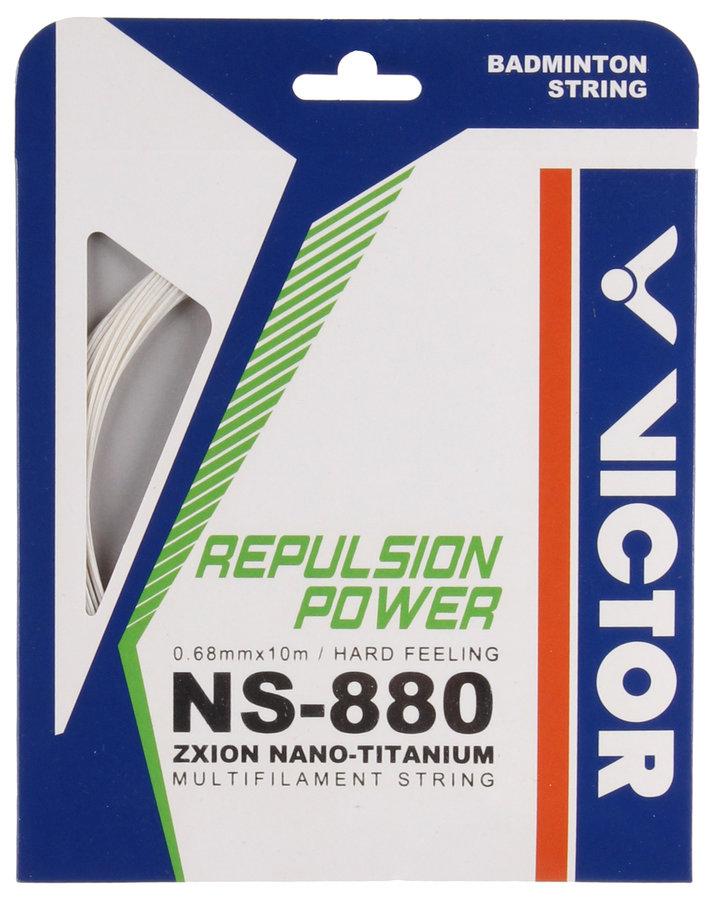 Badmintonový výplet NS-880Z TI, Victor - průměr 0,68 mm
