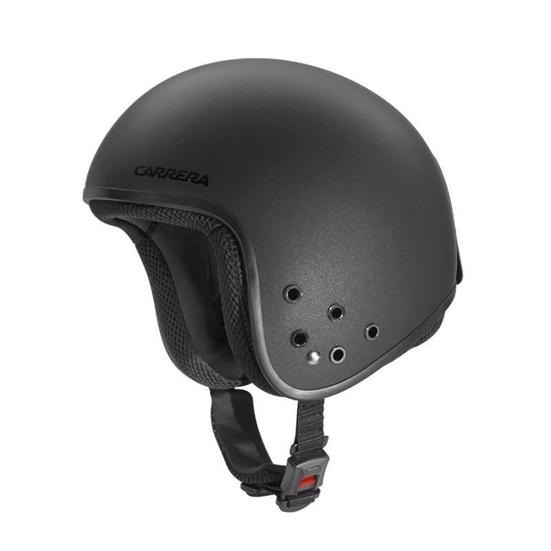 Černá lyžařská helma Carrera - velikost 61 cm