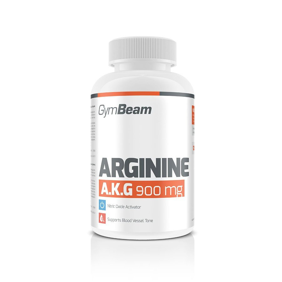 L-Arginin - Arginin A.K.G 120 tab - GymBeam