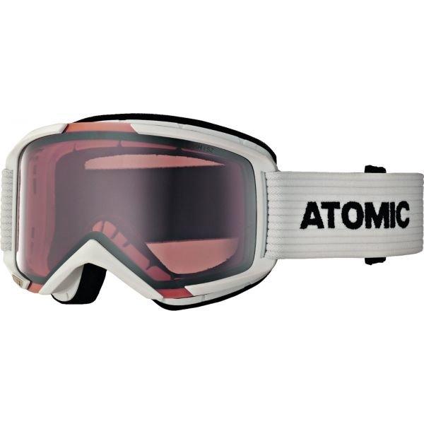 Bílé lyžařské brýle Atomic