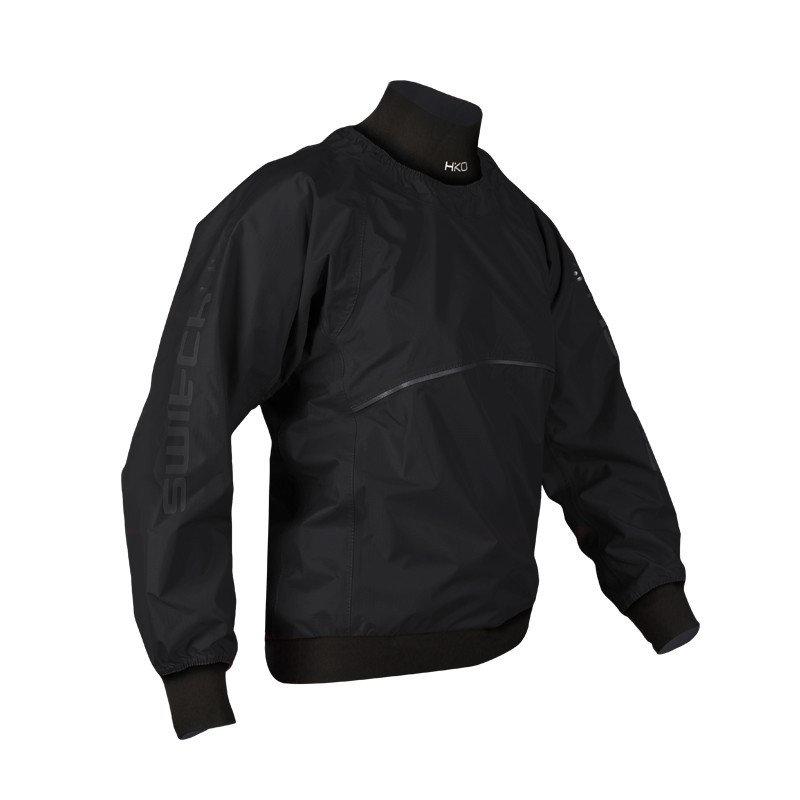 Černá pánská vodácká bunda Hiko
