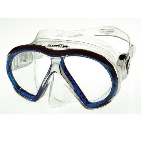 Modrá potápěčská maska Subframe, Atomic Aquatics
