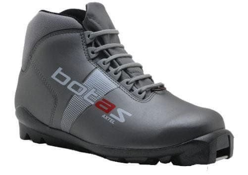 Šedé boty na běžky Botas - velikost 46 EU