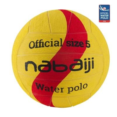 Míč na vodní pólo - Nabaiji Míč NA Vodní Pólo Vel. 5