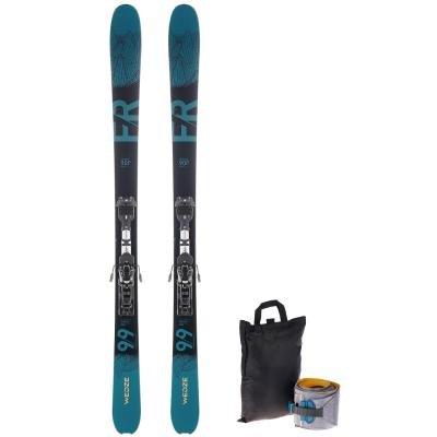 Freeridové lyže - Wedze Freeridové Lyže Fr900