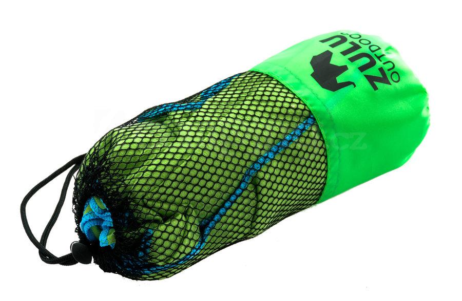 Ručník - Ručník Zulu Light 85x150 cm Barva: zelená