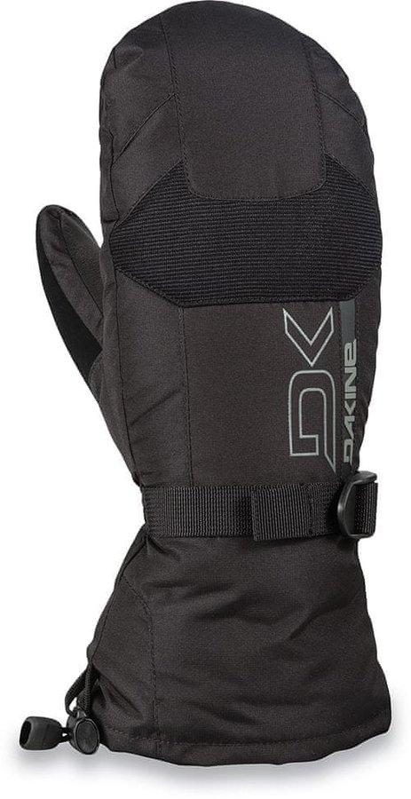 Černé pánské lyžařské rukavice Dakine