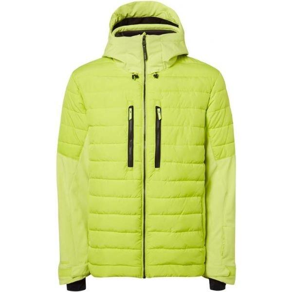 Zelená pánská lyžařská bunda O'Neill - velikost L