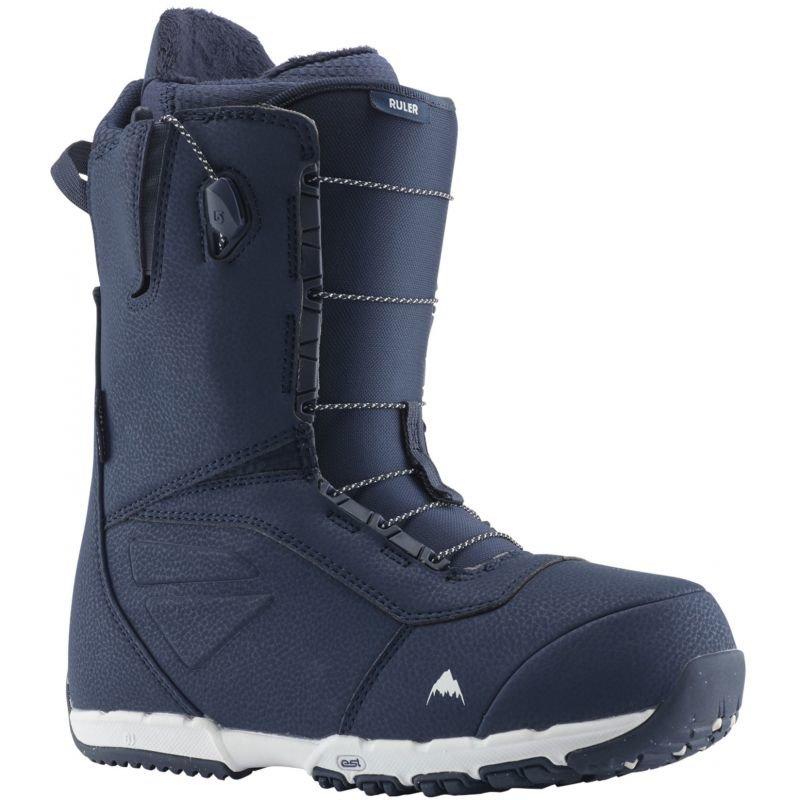 Modré pánské boty na snowboard Burton