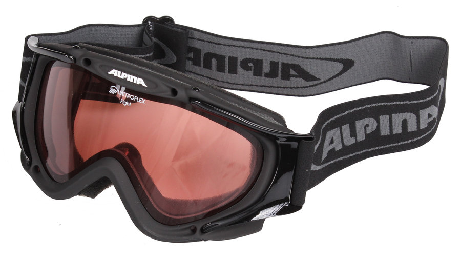 Lyžařské brýle - Alpina E-rotic černá