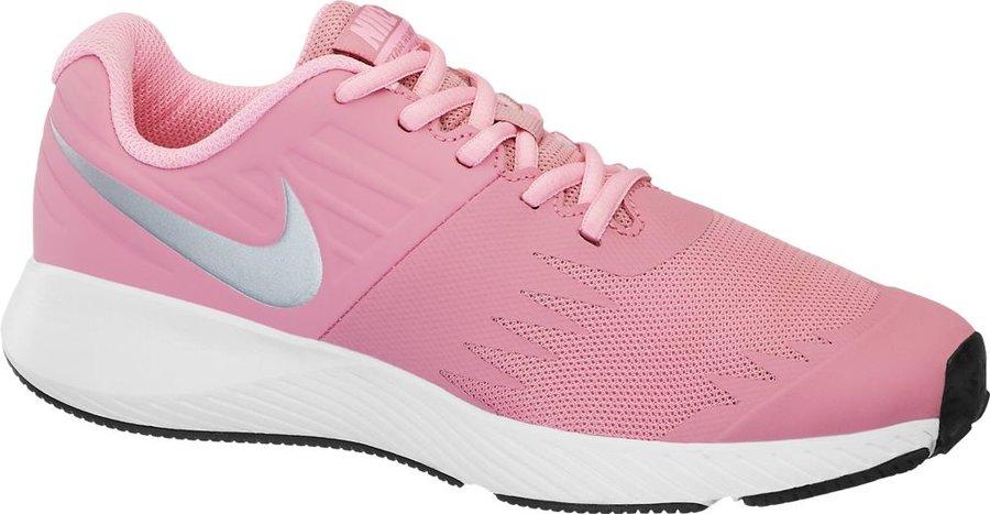 Růžové dámské tenisky Nike - velikost 36 EU