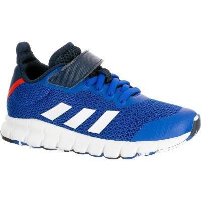 Modré dětské tenisky Adidas - velikost 38 EU