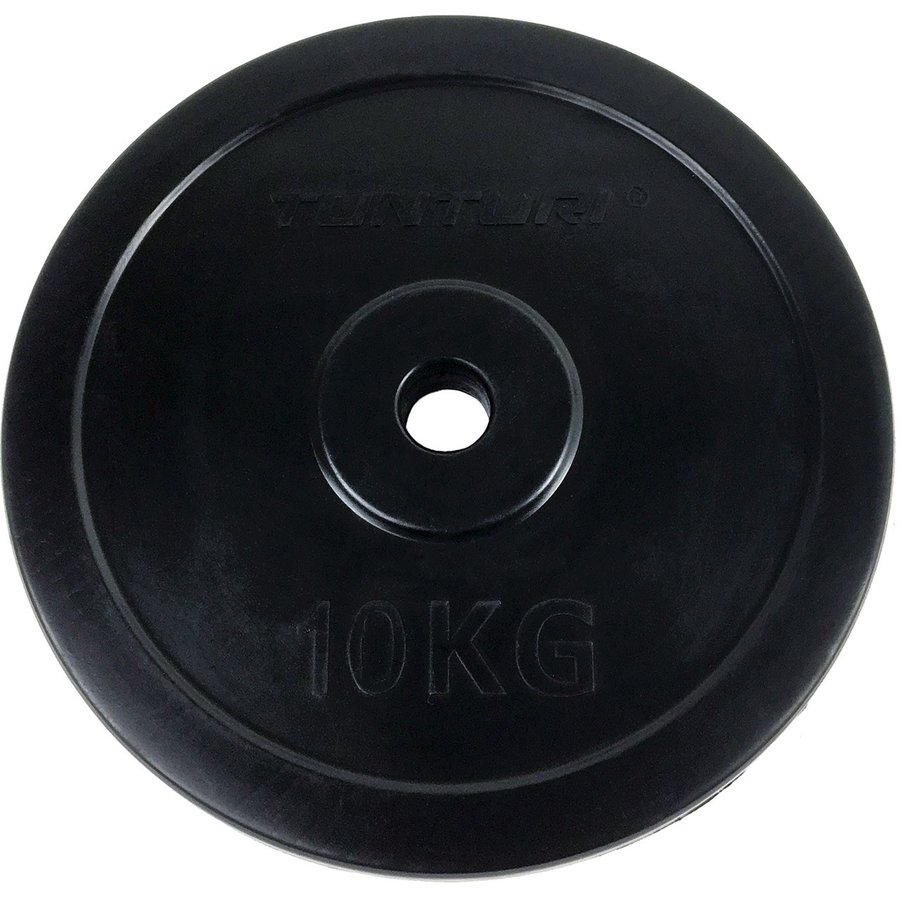 Kotouč na činky Tunturi - 10 kg