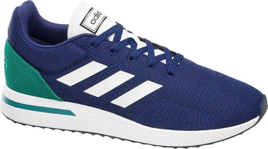 Modré pánské tenisky Adidas - velikost 43 1/3 EU