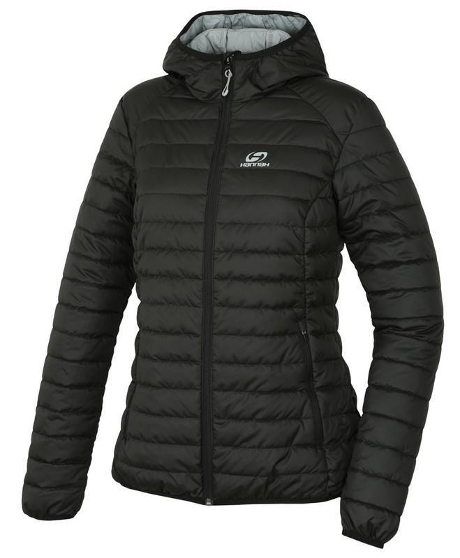 Černá dámská lyžařská bunda Hannah - velikost 36