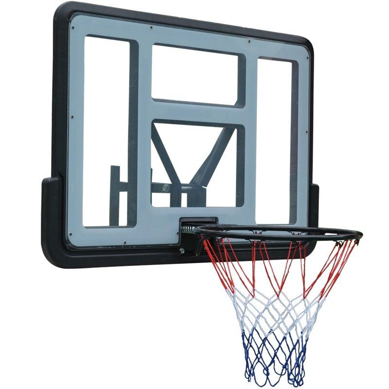 Basketbalový koš - Basketbalový koš s deskou MASTER 110 x 75 cm Acryl