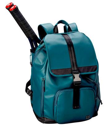 Modrý tenisový batoh Wilson