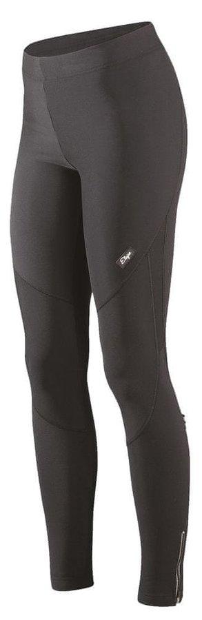Černé dámské kalhoty na běžky Etape