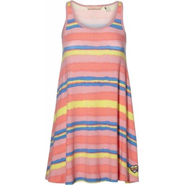 Různobarevné dívčí šaty O'Neill