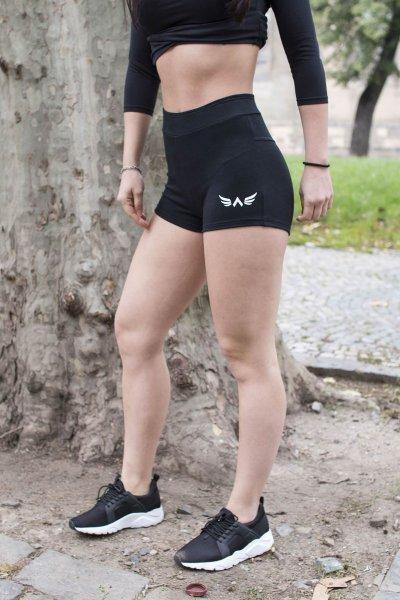 Kraťasy - X1 Women's Encore Shorts - EXALTED Black M