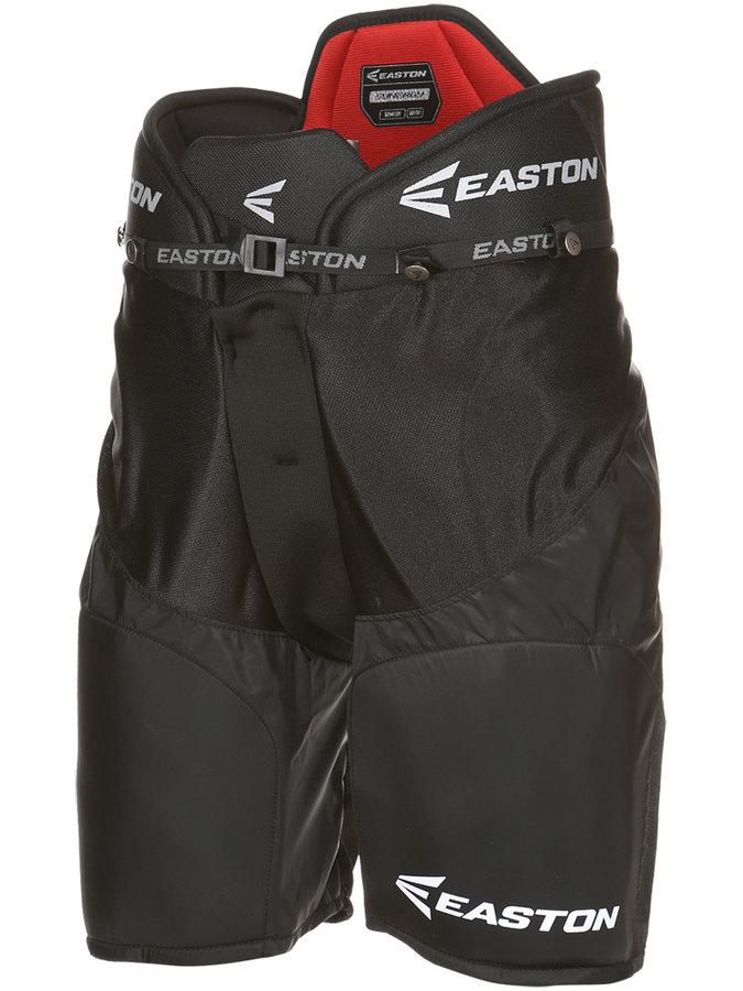 Černé hokejové kalhoty - junior Easton - velikost S