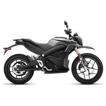 Černá elektrická motorka DSR ZF 13.0, Zero