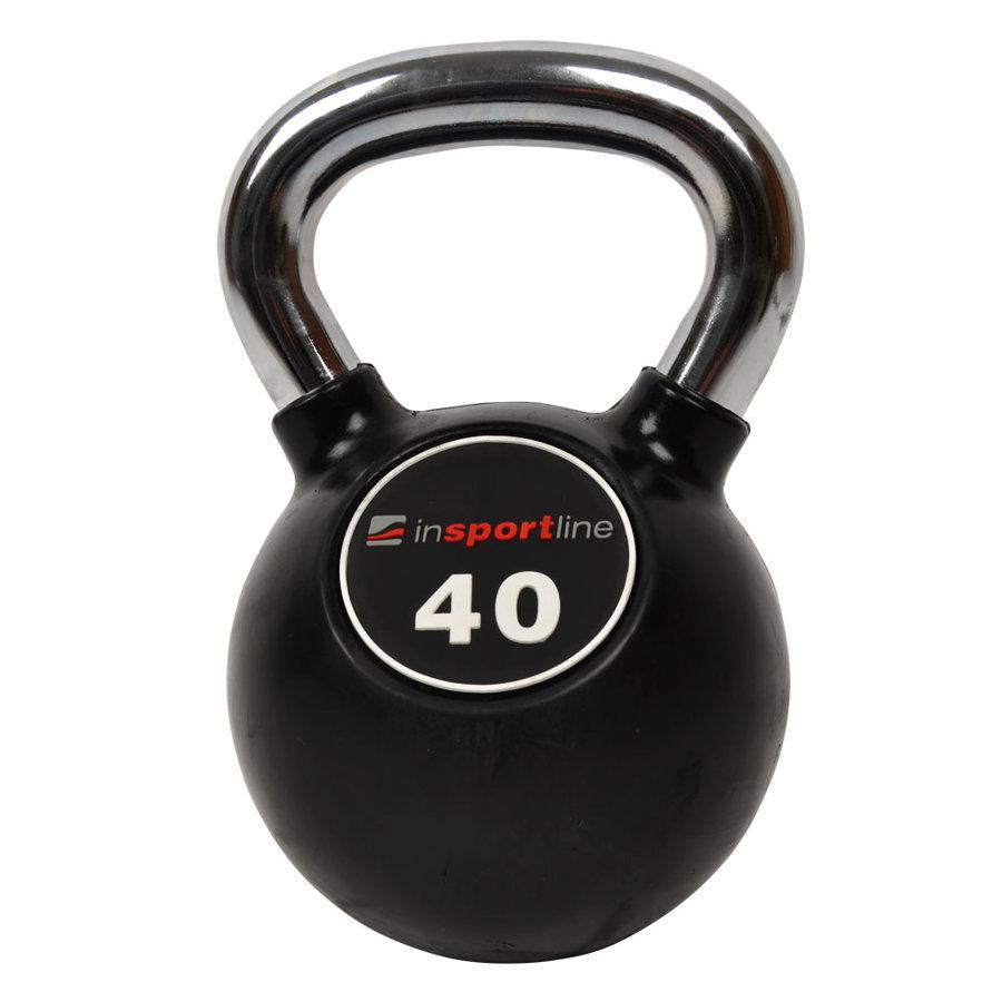Kettlebell Insportline - 40 kg