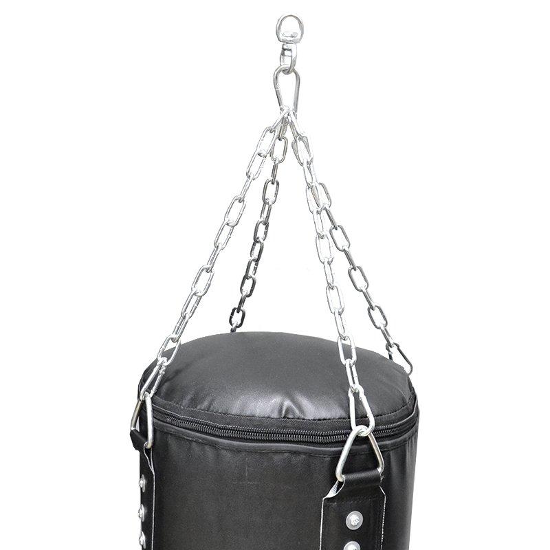 Černý boxovací pytel Master - 13 kg