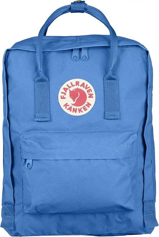 Modrý turistický batoh Fjällräven - objem 16 l