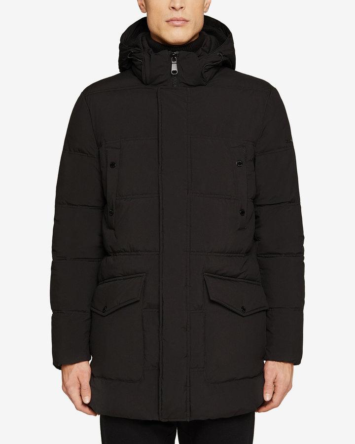 Černá pánská bunda Geox - velikost L