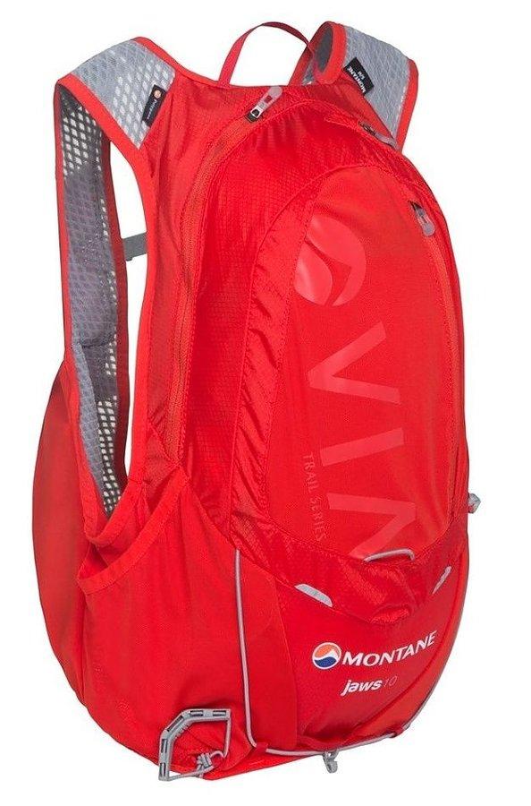 Červený běžecký batoh Via Jaws, Montane