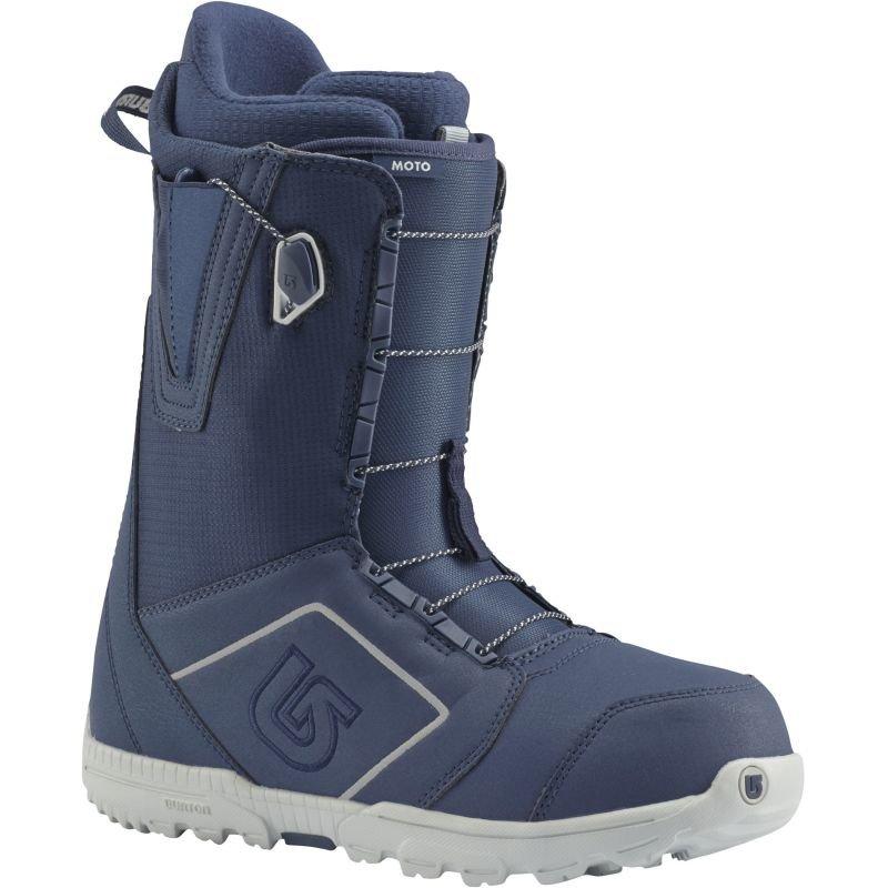 Modré pánské boty na snowboard Burton - velikost 41 EU