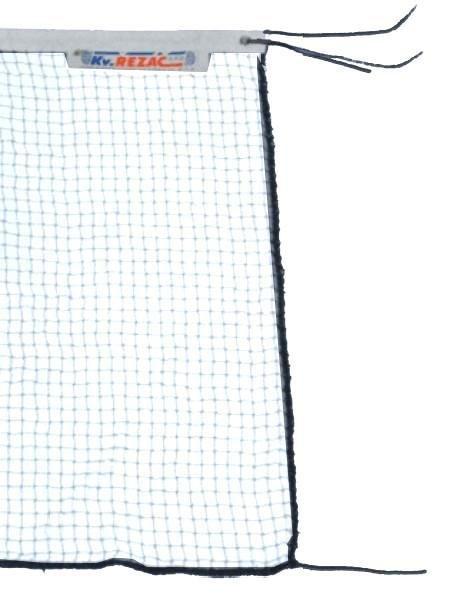 Profi síť na badminton KV Řezáč - délka 602 cm
