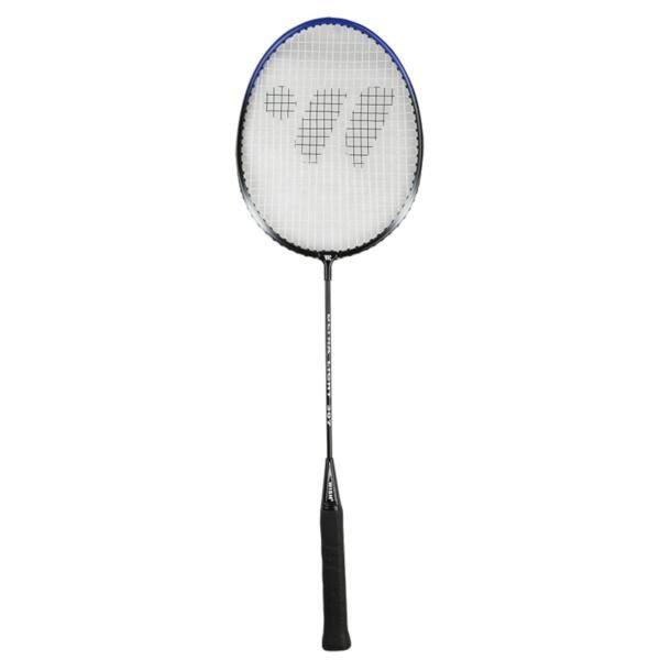 Žlutá raketa na badminton Wish - délka 66,5 cm