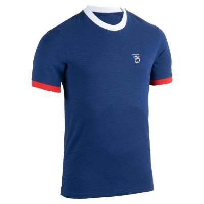 Modrý ragbyový dres 2019, Offload