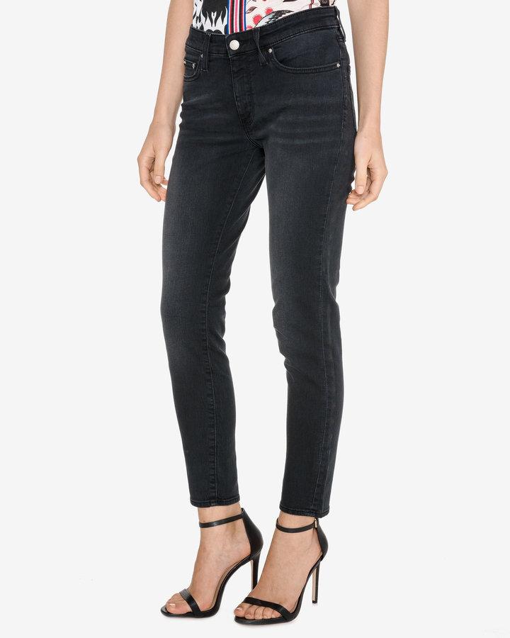 Černé dámské džíny GAS - velikost 25