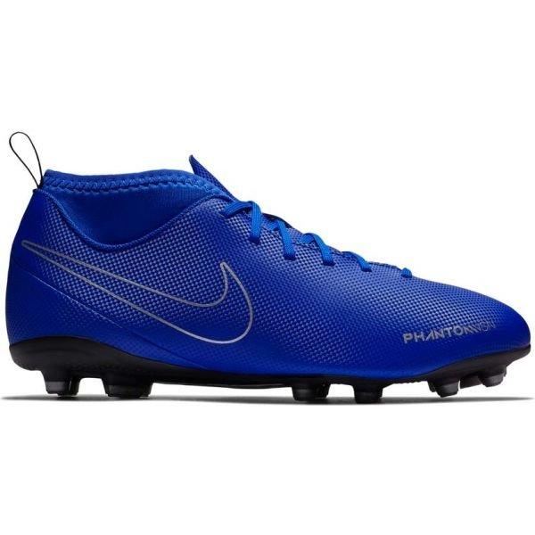 Modré dětské kopačky Nike