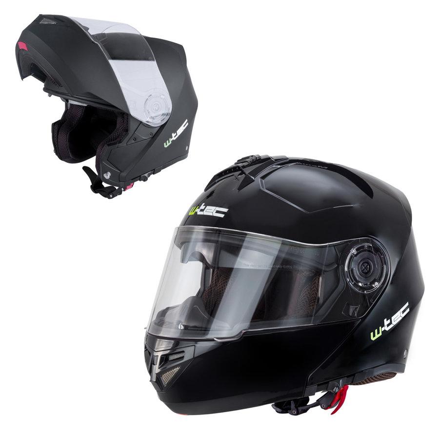 Helma na motorku V270, W-TEC - velikost 54 cm