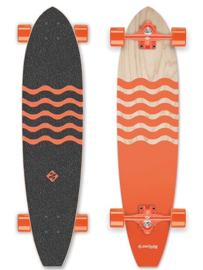 Longboard - Street Surfing Kicktail Blown Out 36