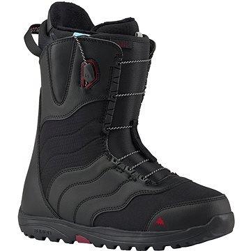 Černé boty na snowboard Burton - velikost 36,5 EU