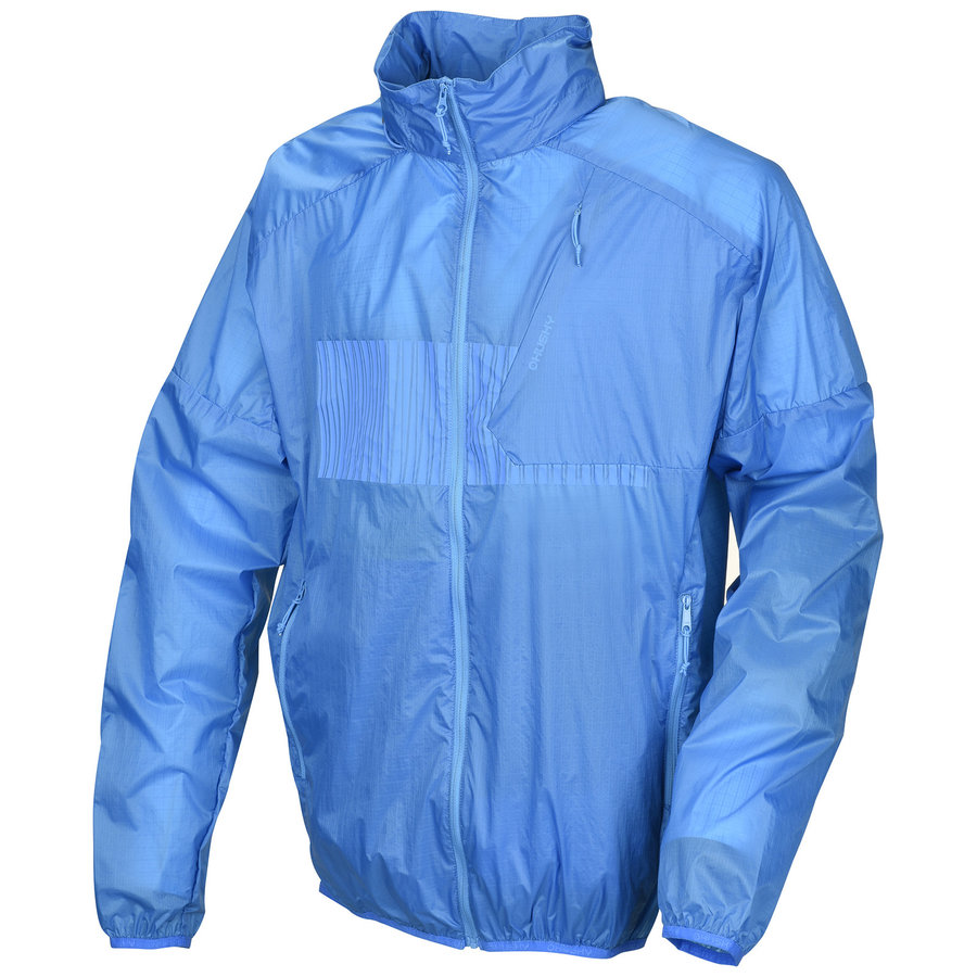 Modrá pánská bunda Husky - velikost M