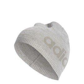 Šedá pánská zimní čepice Adidas