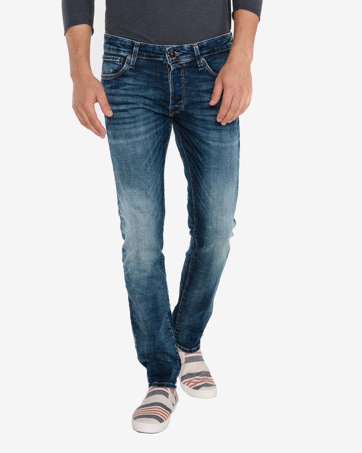 Modré pánské džíny Jack & Jones - velikost 29