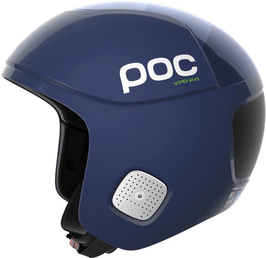 Modrá dámská helma na snowboard POC - velikost 51-54 cm