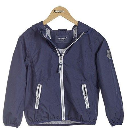 Modrá chlapecká bunda Nickel - velikost 110