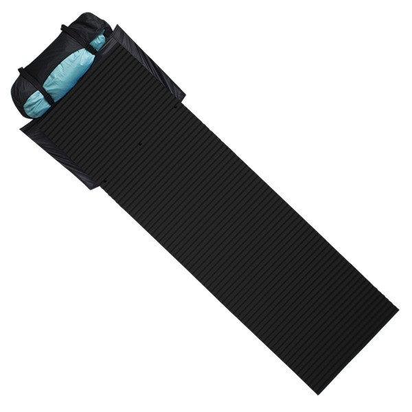 Černá karimatka Yate - tloušťka 1,7 cm