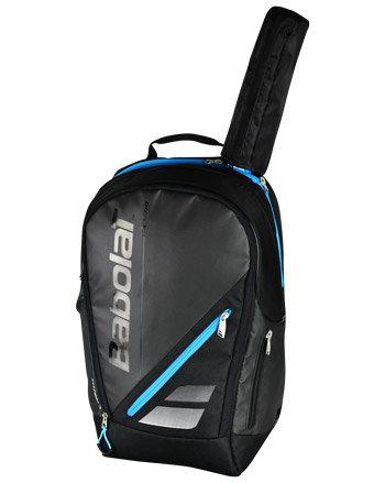 Černo-modrý tenisový batoh Babolat