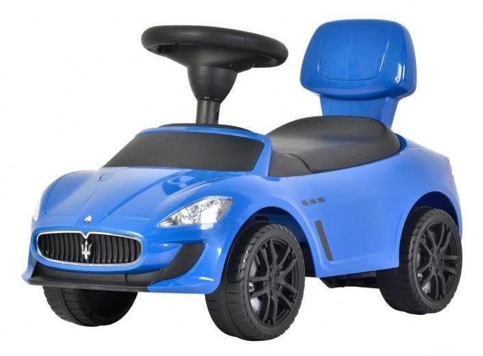 Modré dětské odrážedlo Buddy Toys