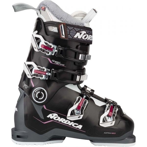 Černé dámské lyžařské boty Nordica